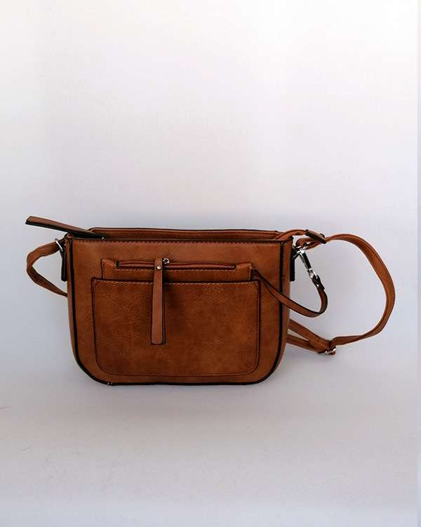 Bolso-+-Cartera-Marrón