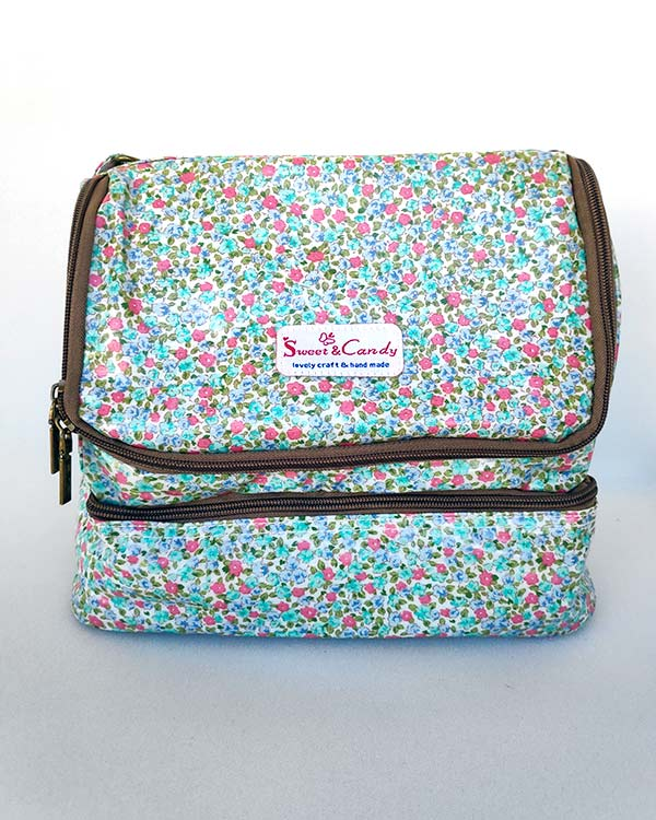Nevera-Floral-Sweet-Candy-Azul